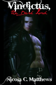 Vindictus, The Dark Lord: gothic paranormal action/adventure romance