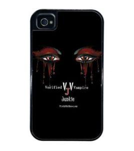 Vampire Eyes Skin Case