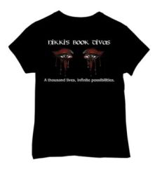 Nikkis Book Divas in Black